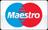 Maestro Card Icone