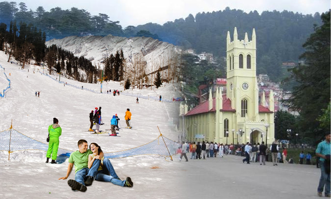 Shimla manali honeymoon package for Where to go for a honeymoon